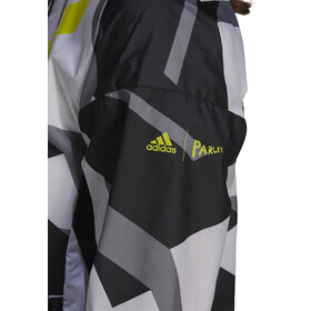 adidas TERREX Parley Agravic TR Windbreaker Women, bianco/grigio
